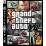 Grand Theft Auto 4 Subtitulado Espanol, Nuevo Y Sellado