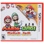Mario And Luigi Paper Jam Nuevo Nintendo 3ds Dakmor Canj/ven