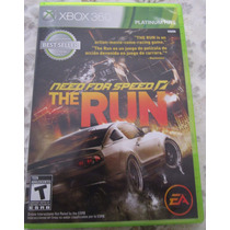 Need For Speed - The Run Xbox 360 Ntsc Original Mercadoenvio