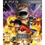 One Piece Pirate Warriors 3 Ps3 Digital * Mercadolider *