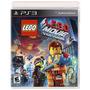 Lego The Movie Videogame Ps3 Físico Original Nuevo Sellado!