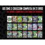 Los Sims 3 Con Todas Sus Expansiones Y Accesorios (22 Dvds)