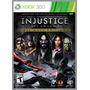 Injustice God Among Us Ultimate Edition Xbox360 Original