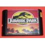 Jurassic Park - Juego De Sega