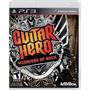 Guitar Hero Warriors Of Rock Ps3 Original Físico Disco