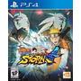 Naruto Shippuden Ultimate Ninja Storm 4 Ps4 Nuevo Sellado