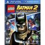 Juego Lego Batman 2 Psvita - Inmaculado - Banfield