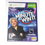 Minute To Win It Kinect - Xbox360 Usado!!