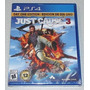 Just Cause 3 Day Edition Ps4