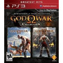 Ps3 --- God Of War Collection Greatest Hits