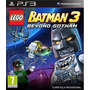 Lego Batman 3: Beyond Gotham Ps3 Digital Stock Inmediato!