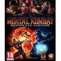 Mortal Kombat Komplete Edition Original Pc -descarga Digital