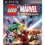Lego Marvel Super Heroes Digital Ps3 Entrega En El Acto