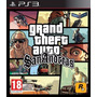 Gta San Andreas Remastered Ps3 Digital G-rom