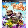 Little Big Planet 3 Para Playstation 3 Nuevo | Videogamers_