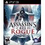 Assassins Creed Rouge / Black Flag Iv Ps3 (depót Flores)