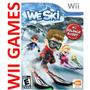 Juego We Ski Original - Nintendo Wii Y Wii U - En Castellano