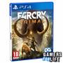Far Cry Primal Ps4 | La Plata | Fisico | Gamers For Life