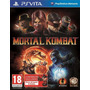 Mortal Kombat Psvita Ps Vita Original Fisico Sellado