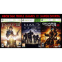 Xbox 360 Juegos - Fable 3 + Halo Reach + Gears Of War 2