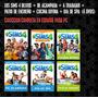 Los Sims 4 Con Todas Sus Expansiones Y Accesorios (6 Dvds)