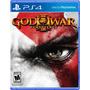 Juego Ps4 God Of War 3 Remasterizado Formato Fisico Español