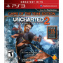 Uncharted 2 G. O. T. Y. Digital Español | Mza Games | Ps3