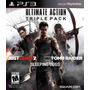 Ultimate Action Triple Pack Ps3 Digital Incluye 3 Juegos