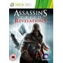 Juego Assassins Creed Revelations Xbox 360 Ntsc En Español