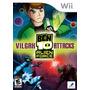 Juego Nintendo Wii Ben 10 Alien Force Vilgax Attcks
