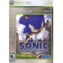 Sonic The Hedgehog Platinum Hits Xbox360 Original Nuevo