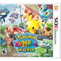 Pokemon Rumble World Nintendo 3ds Formato Físico Nuevos
