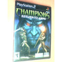 Champions Return To Arms (542) Ps2 - Nuevo Caja Sellada