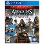 Assassins Creed® Syndicate Edición Gold Para Playstatio