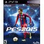 Pro Evolution Soccer 2015 Pes 15 Ps3 Digital Entrega En Dia