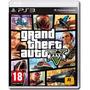 Grand Theft Auto V (gta 5) - Fisico/ Nuevo/ Sellado - Ps3