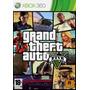 Gta V - Xbox 360 - Codigo Digital - Entrega Inmediata !!!!