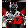 W13 Smack Down Vs Raw 13 Ps3 Fisico Original En Caja!