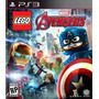 Lego Marvel Avengers Ps3 Digital Estreno Playstation 3 Ya