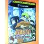 Gamecube - Naruto Clash Of Ninja - Nuevo Caja Sellada