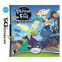Phineas Y Ferb A Través De La Segunda Dimensión- Nintendo Ds