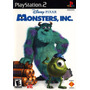 Monster Inc Ps2 Jugalo En Ps3 Digital // Topogames \\
