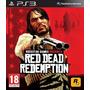 Red Dead Redemption Ps3 + Dlc Digital Español Lgames