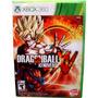 Dragon Ball Xenoverse Xv - Xbox 360 Fisico Nuevo Sellado!