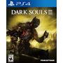 Dark Souls Iii - Ps4 - Físico - Sellado