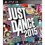 Just Dance 2015 Ps3 || Digitales Falkor || Stock Inmediato!