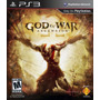 God Of War Ascension Juego Ps3 Sellado Megasoft En Floresta