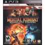 Mortal Kombat Komplete Edition Nuevo Fisico Sellado Ps3