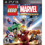 Lego Marvel Super Heroes Juego Ps3 Original Fisico Sellado