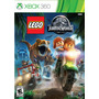 Lego Jurassic World Xbox 360 Nuevo Sellado Original